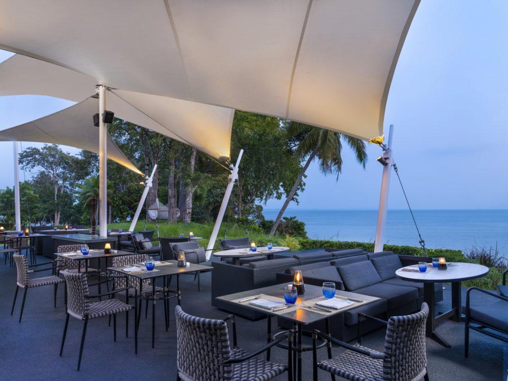 seaview restaurant-theshellsea-krabi-luxury-resort